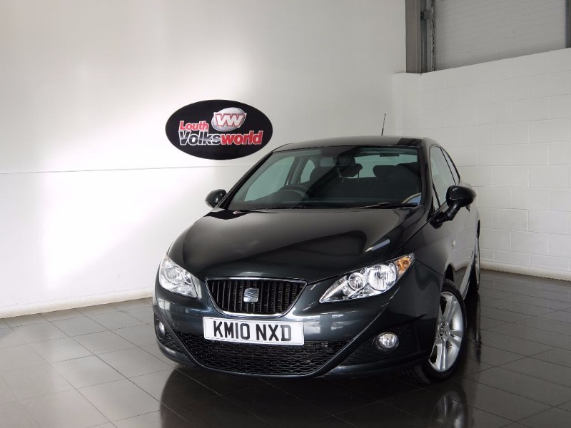 used SEAT Ibiza TDI SPORT 3DR in lincolnshire-for-sale