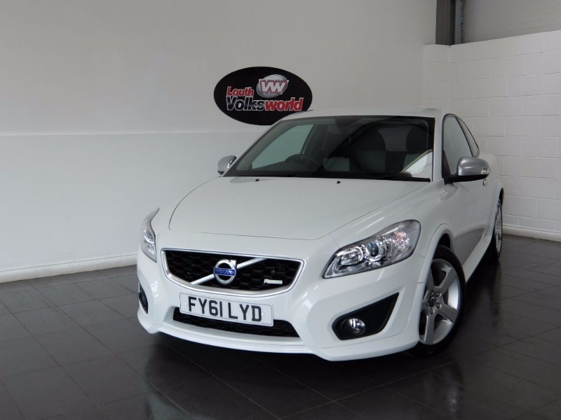 used Volvo C30 R-DESIGN 3DR in lincolnshire-for-sale