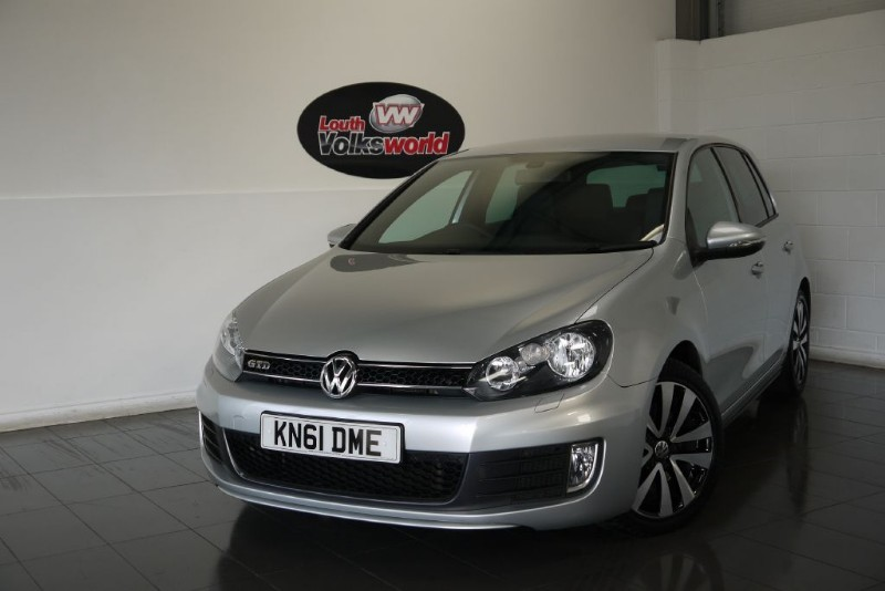 used VW Golf GTD TDI 5DR AUTOMATIC FULL LEATHER in lincolnshire-for-sale