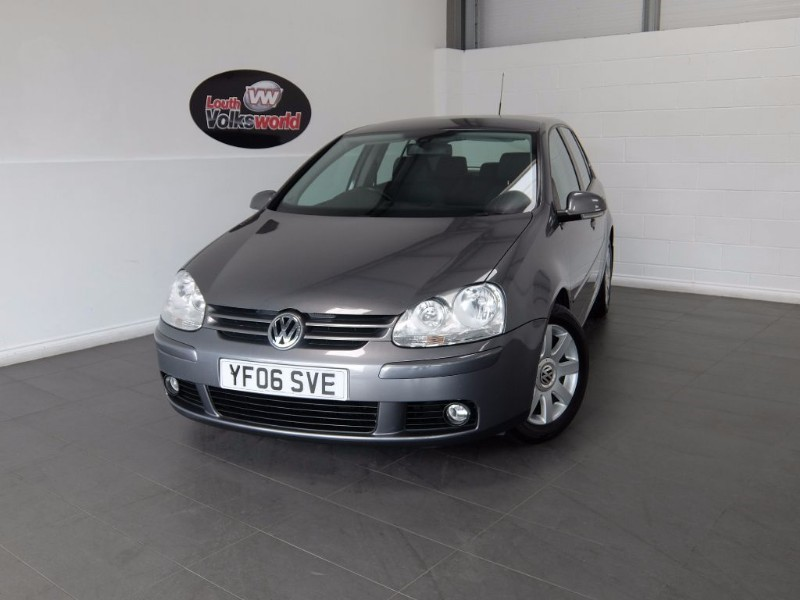 used VW Golf TDI SPORT 5DR in lincolnshire-for-sale