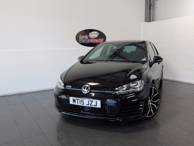 used VW Golf GTD 5DR in lincolnshire-for-sale