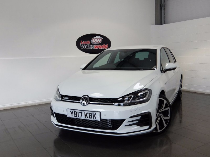 used VW Golf TDI GTD 5DR FACELIFT MODEL in lincolnshire-for-sale