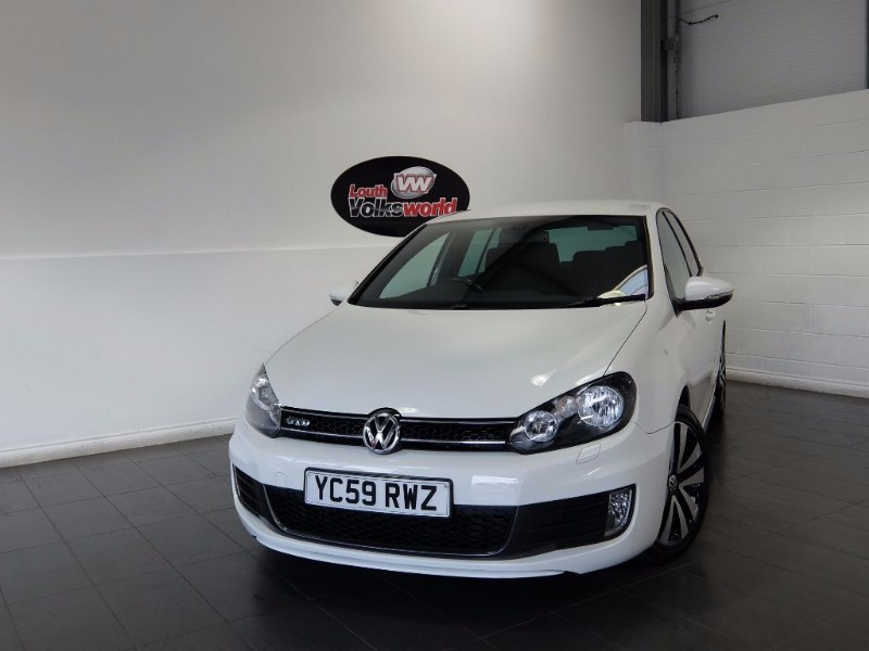 used VW Golf TDI GTD 5DR in lincolnshire-for-sale