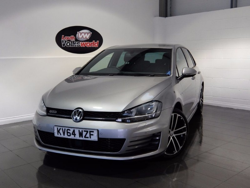 used VW Golf GTD in lincolnshire-for-sale