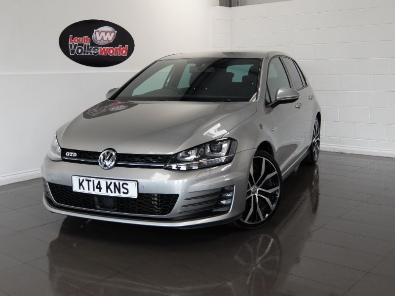 "used VW Golf GTD 19"" SANTIAGO ALLOYS in lincolnshire-for-sale"