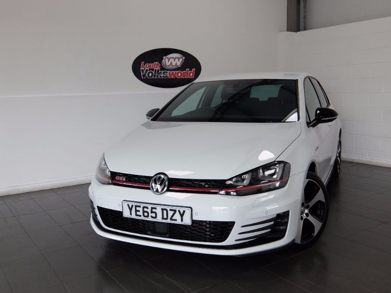 used VW Golf GTI 5DR SAT NAV HIGH SPEC in lincolnshire-for-sale