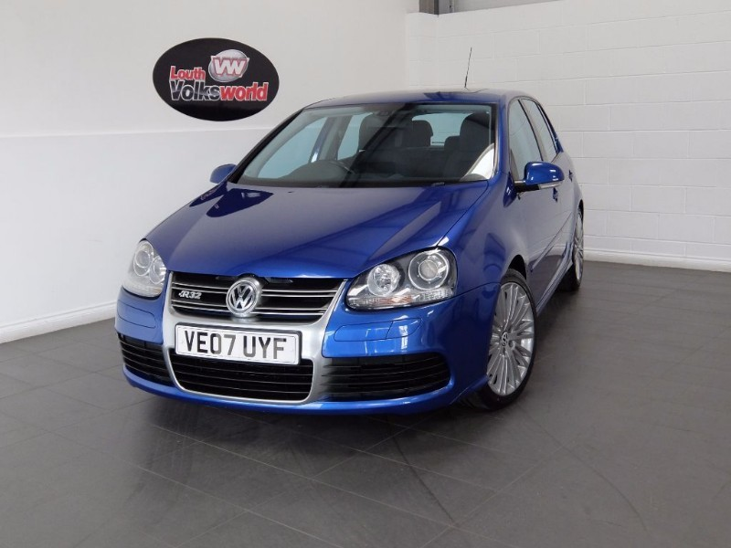 used VW Golf R32 5DR in lincolnshire-for-sale