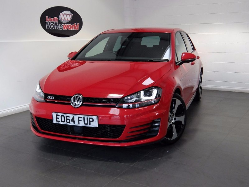 used VW Golf GTI 5DR in lincolnshire-for-sale