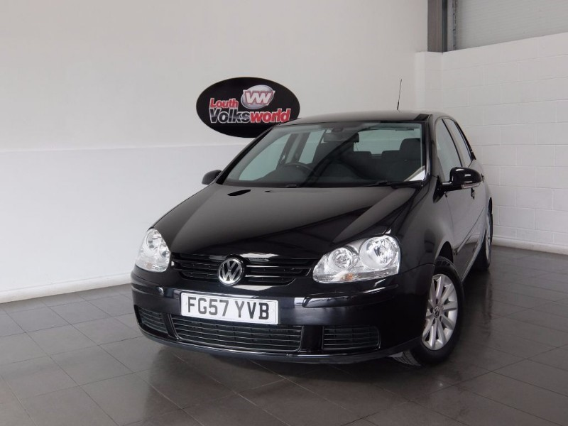 used VW Golf FSI MATCH 5DR AUTOMATIC in lincolnshire-for-sale