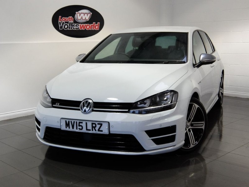 used VW Golf R in lincolnshire-for-sale