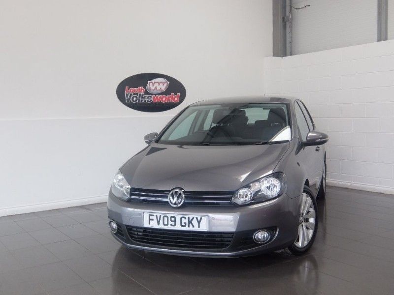 used VW Golf TSI SE 5DR ONE OWNER SAT NAV REVERSE CAMERA in lincolnshire-for-sale