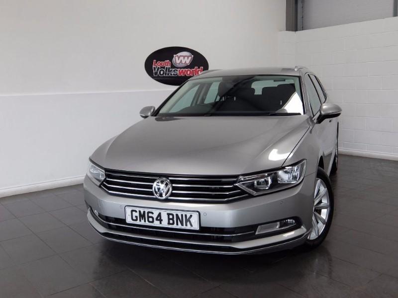 used VW Passat TDI SE BLUEMOTION 5DR ESTATE in lincolnshire-for-sale