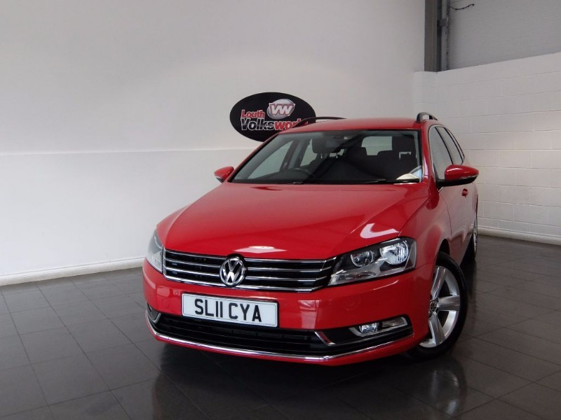 used VW Passat TDI SE 5DR ESTATE £30 P/YEAR TAX in lincolnshire-for-sale