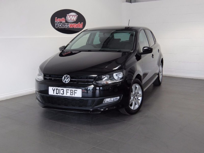 used VW Polo TDI MATCH 5DR 68 MPG £20 P/YEAR TAX  in lincolnshire-for-sale