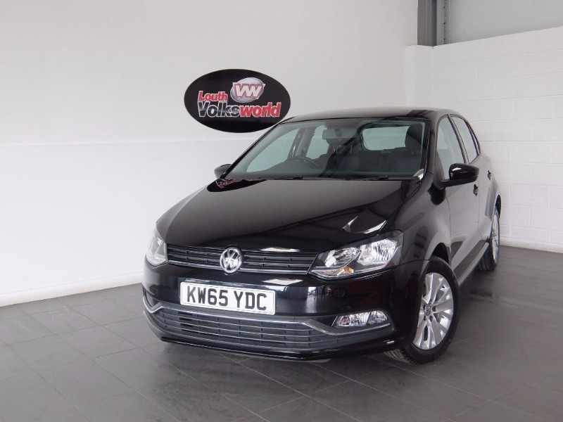 used VW Polo SE TSI in lincolnshire-for-sale