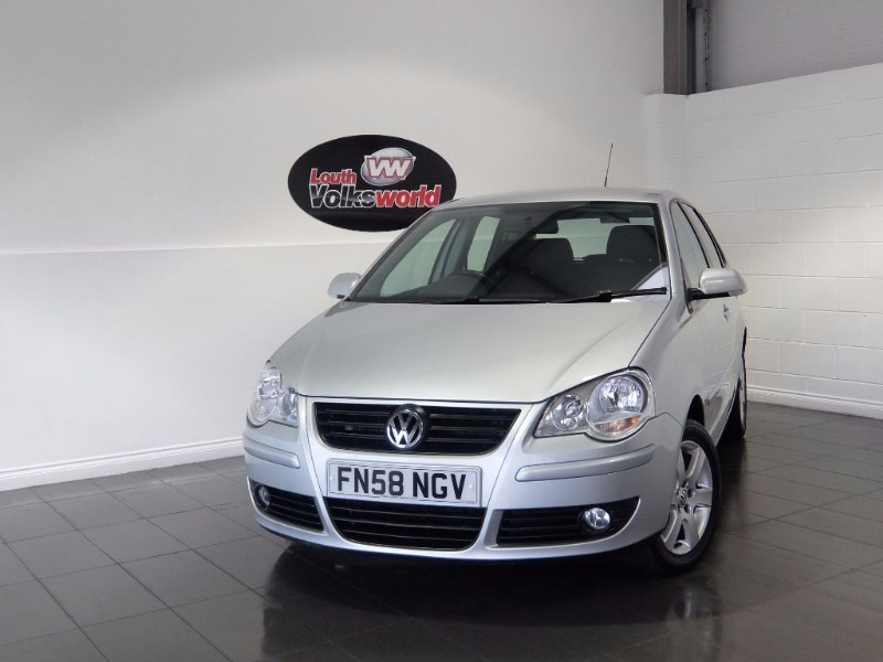 used VW Polo MATCH 5DR AIR CON in lincolnshire-for-sale