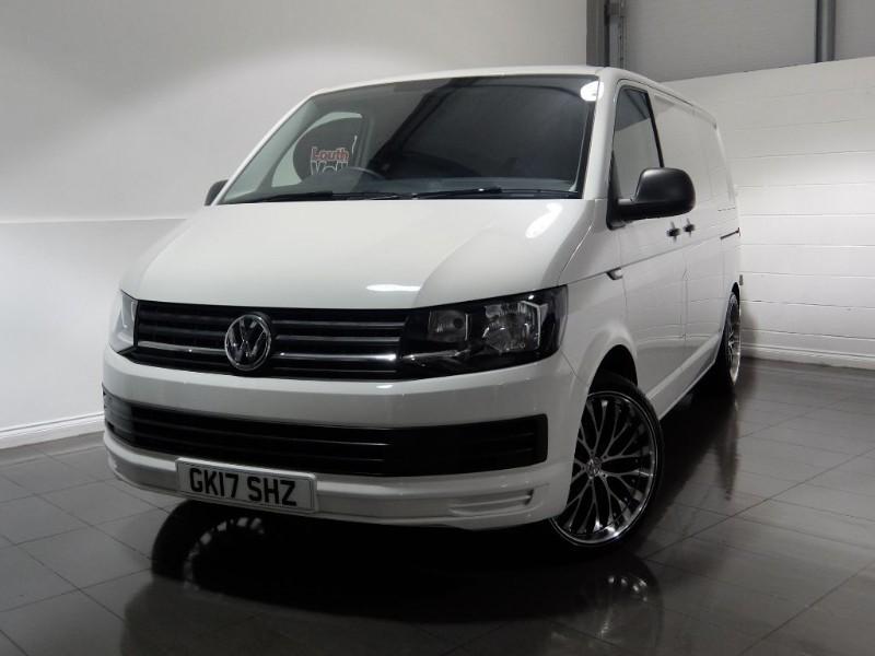 used VW Transporter T28 TDI P/V STARTLINE BMT in lincolnshire-for-sale