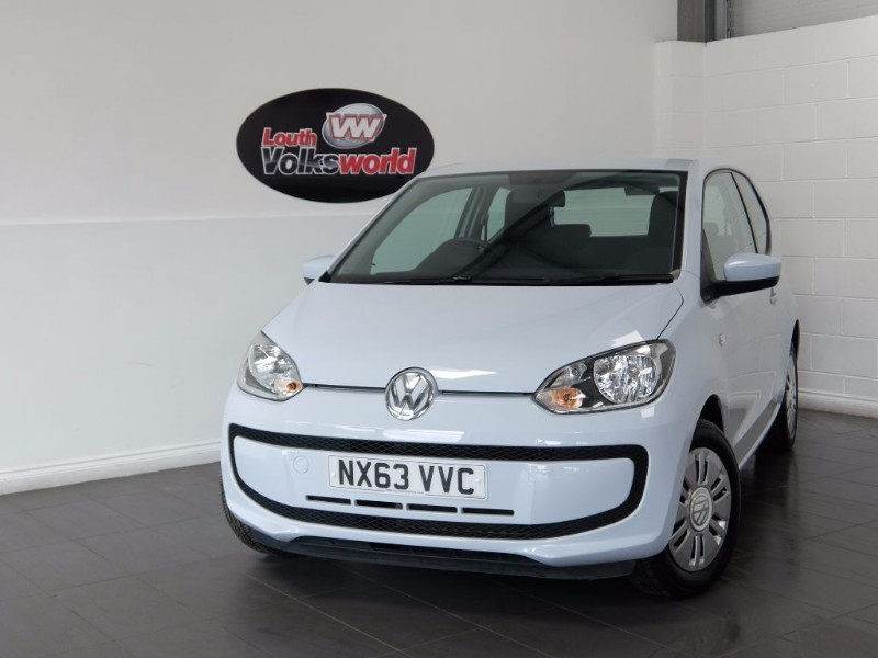 used VW Up MOVE UP 3DR in lincolnshire-for-sale