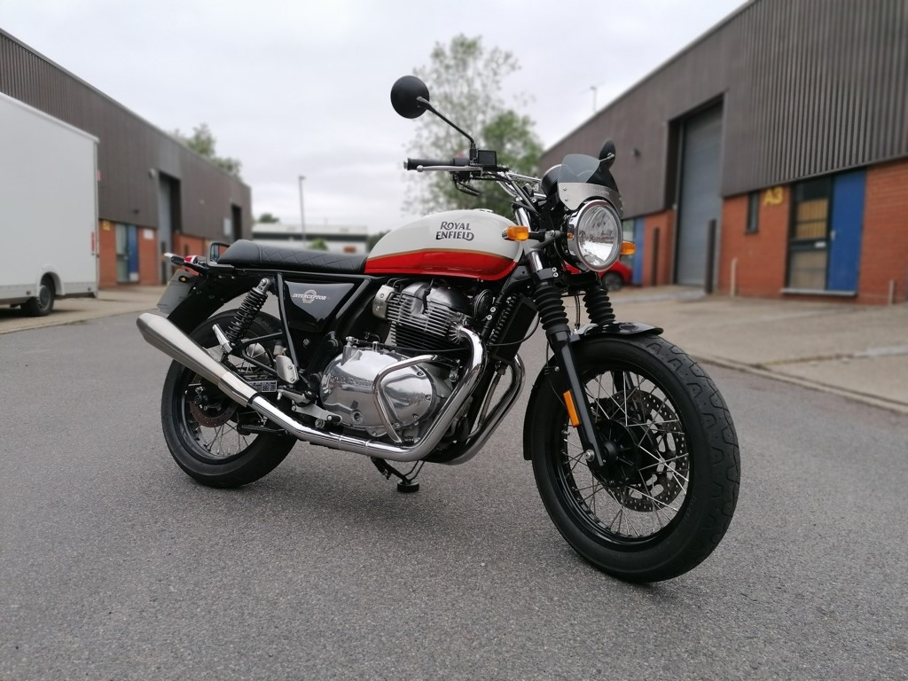 Royal Enfield Unlisted