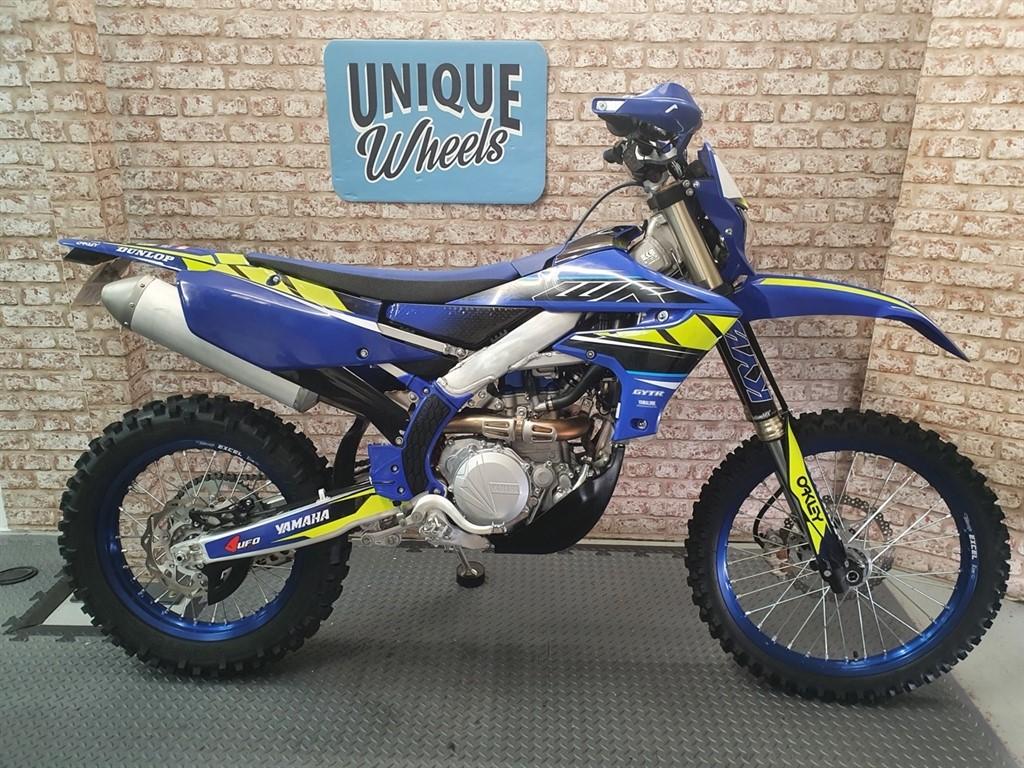 Yamaha WR450
