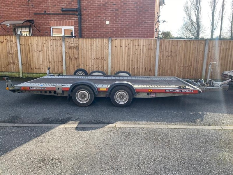 used Abarth  BRIAN JAMES TRAILER in wigan