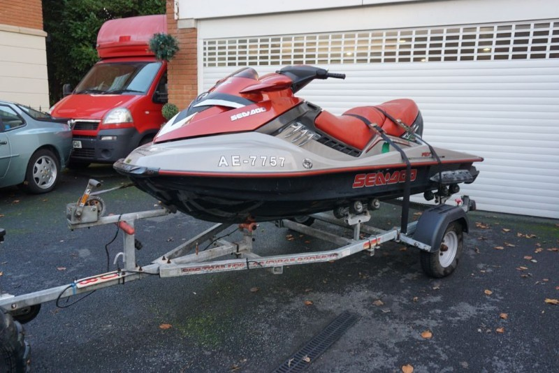 Car of the week - Ace SEADOO RTX SUPERCHARGED JET SKI - Only £5,495