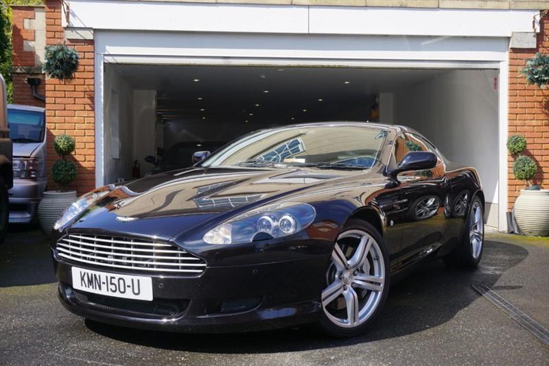used Aston Martin DB9 V12 in wigan