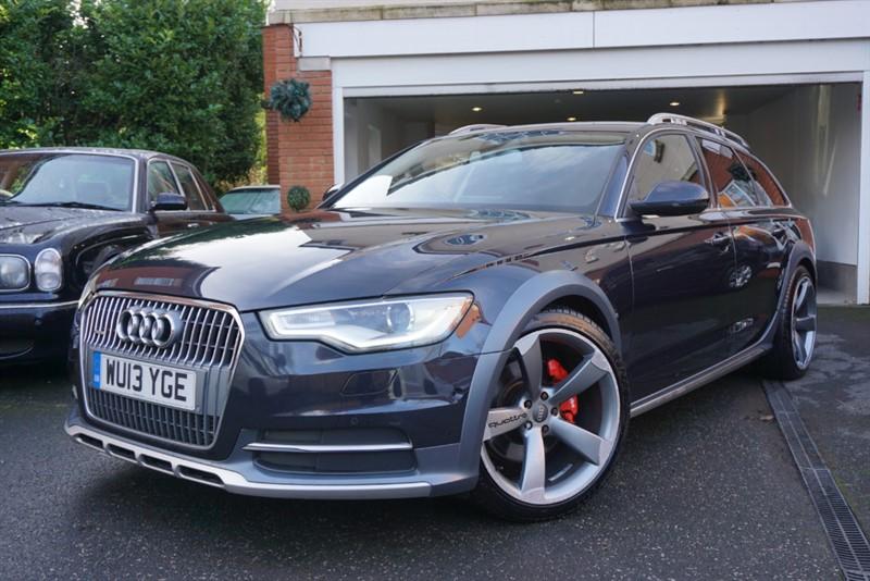 used Audi A6 ALLROAD TDI QUATTRO in wigan