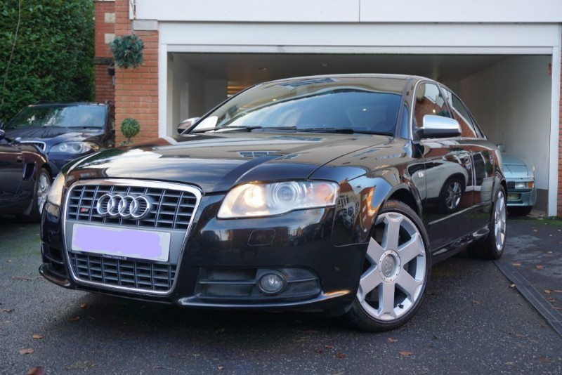 used Audi A4 S4 QUATTRO MANUEL in wigan