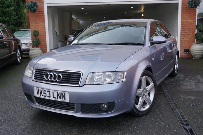 used Audi A4 FSI SPORT in wigan