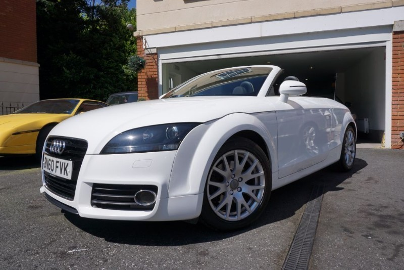 Car of the week - Audi TT TFSI - Only £9,950