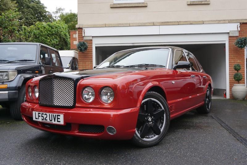 used Bentley Arnage T in wigan