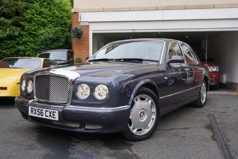 used Bentley Arnage R in wigan