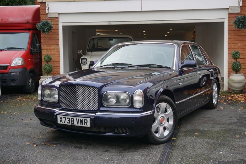 used Bentley Arnage RED LABEL in wigan