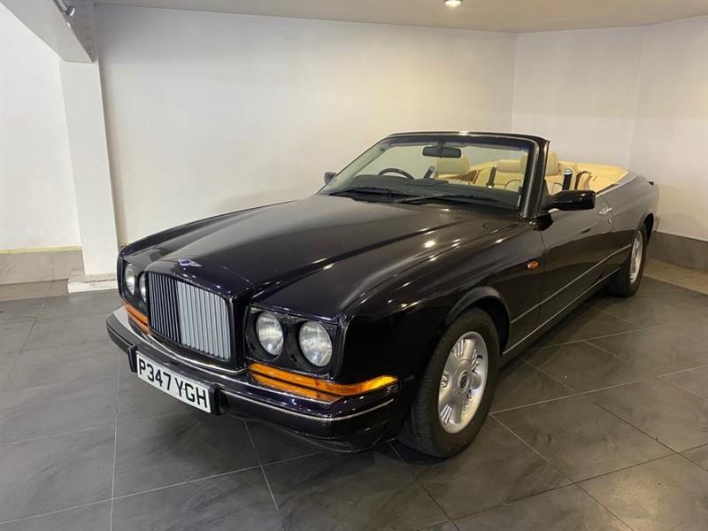 used Bentley Azure CONVERTIBLE in wigan