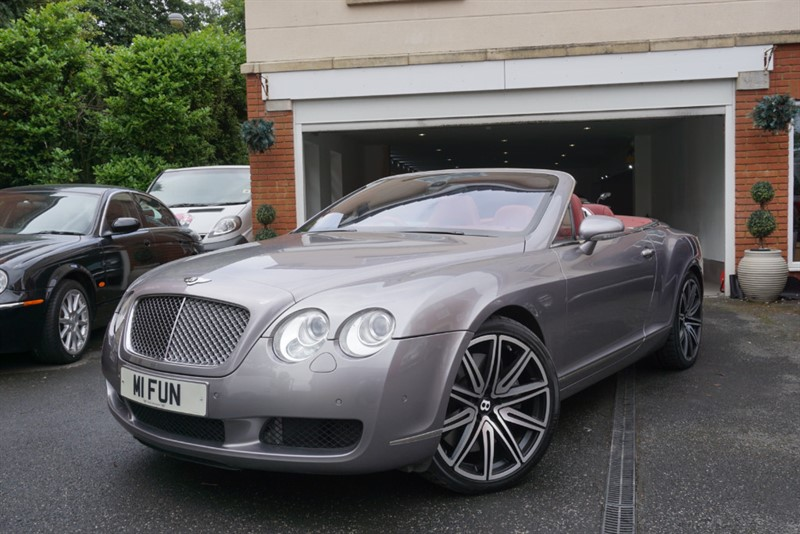 used Bentley Continental GTC in wigan