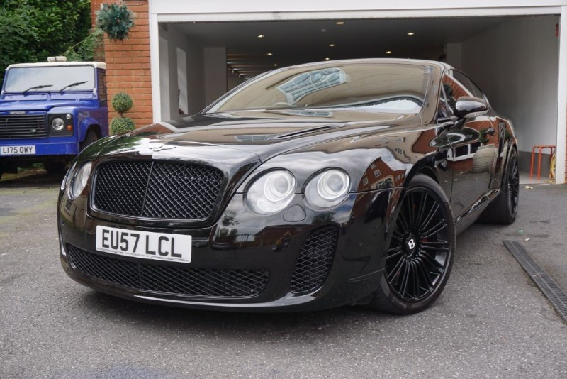 used Bentley Continental GT  in wigan
