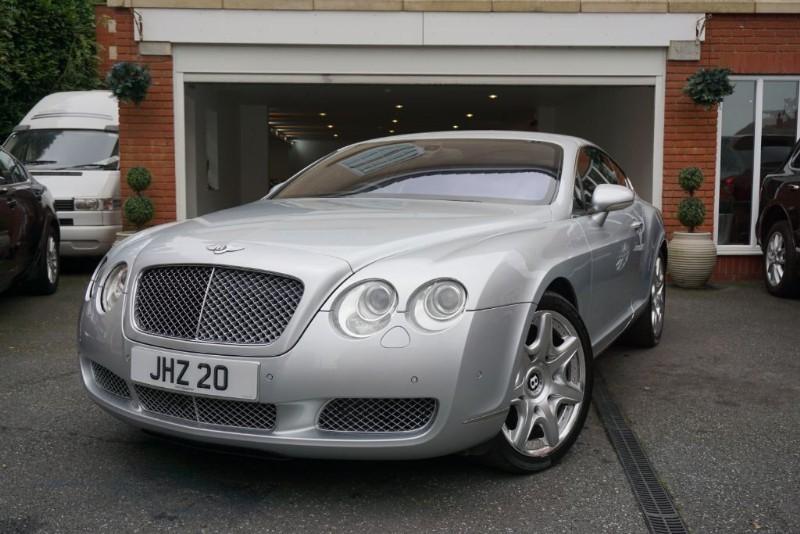 used Bentley Continental GT Mulliner in wigan