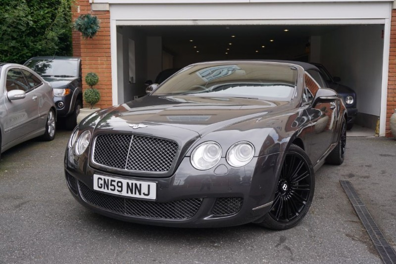 used Bentley Continental GTC SPEED in wigan