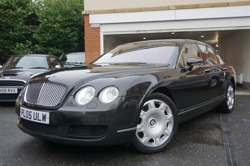used Bentley Continental FLYING SPUR 5 STR in wigan