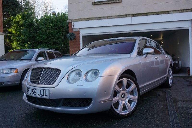 used Bentley Continental FLYING SPUR 4 STR in wigan