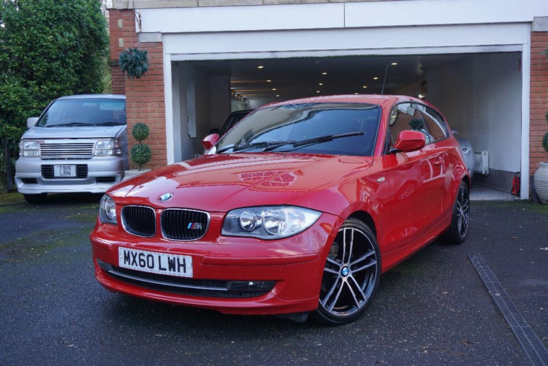 used BMW 116d SPORT in wigan