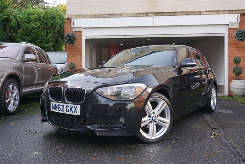 used BMW 118d SE AUTO in wigan