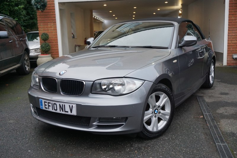 used BMW 118i SE CONVERTIBLE in wigan