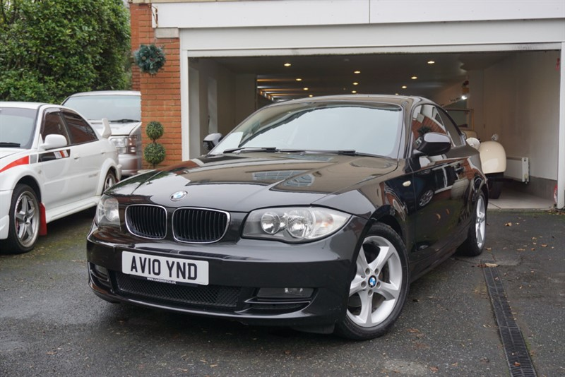 used BMW 120d SE in wigan