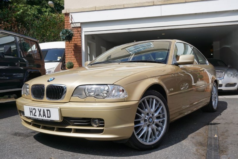 used BMW 330 CI COUPE AUTO in wigan