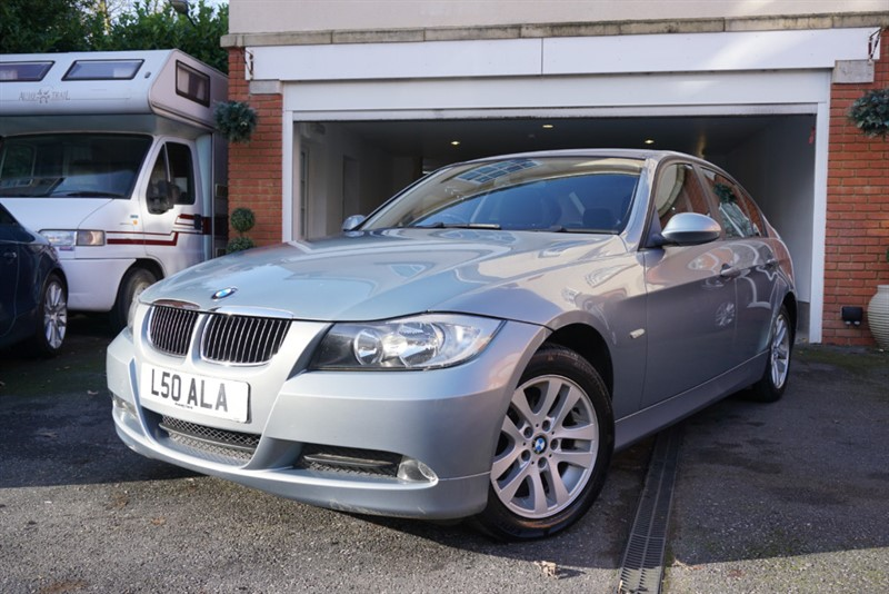 used BMW 318i SE in wigan