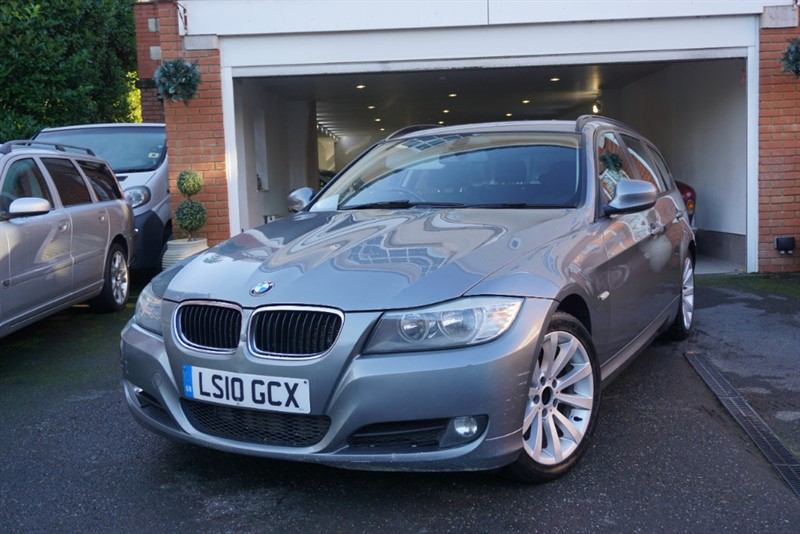 Car of the week - BMW 320d SE TOURING - Only £3,950
