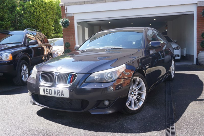 used BMW 523i M SPORT in wigan