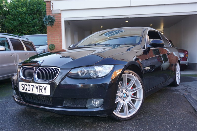 used BMW 325i SE CONVERTIBLE in wigan